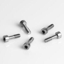 Dünnschaftschrauben Spanende Bearbeitung - Otto Eichhoff GmbH & Co. KG Lüdenscheid