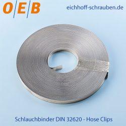 Schlauchbinder DIN 32620 - Otto Eichhoff GmbH & Co. KG Lüdenscheid