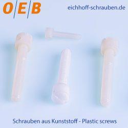 Schrauben aus Kunststoff - Otto Eichhoff GmbH & Co. KG Lüdenscheid